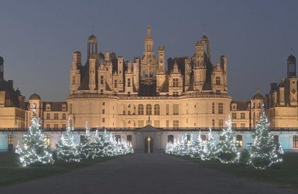 Noël dans les châteaux de la Loire