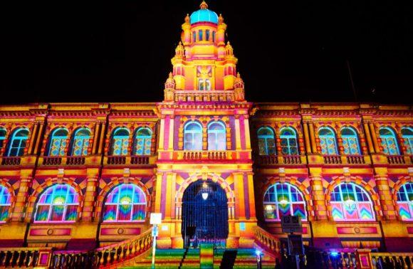 Festival des Lumières So British