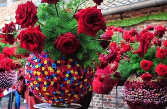 Fête des Roses en Hollande