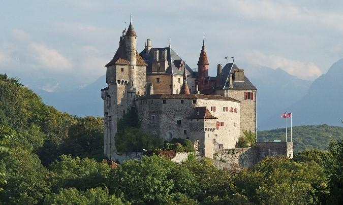 Château Haute Savoie
