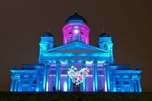 Cathedrale d'Helsinki