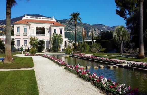 Flowery Côte d'Azur
