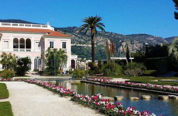 Côte d'Azur Fleurie