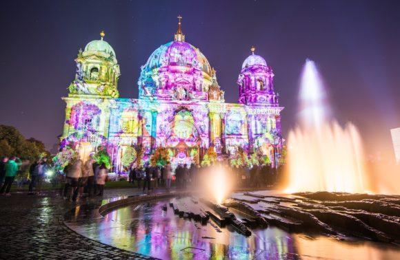 Fête des Lumières de Berlin