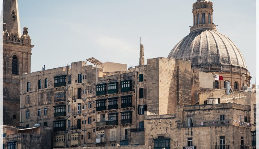 Escapade à La Valette : Capitale Européenne 2018 !