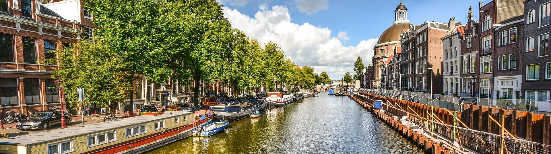 Sparkling Amsterdam