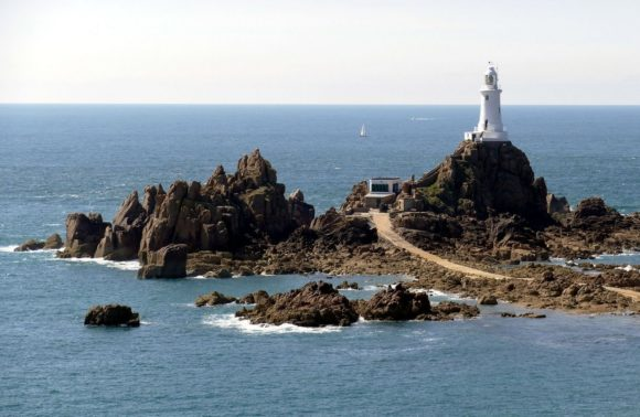 L'île de Jersey, à un pas de l'Angleterre