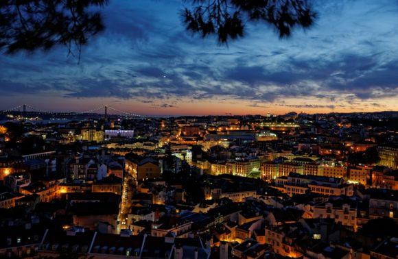 Un Nouvel An festif à Lisbonne