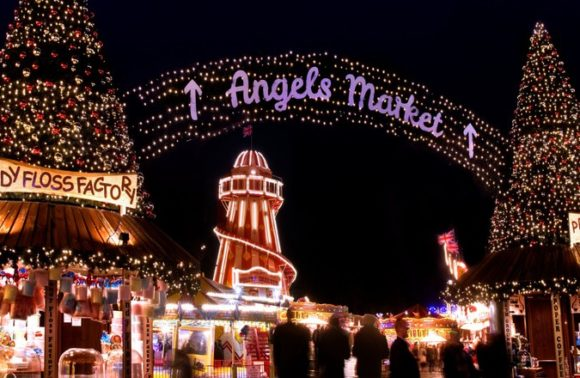 ANGLETERRE - CHRISTMAS MARKET Bloomsbury International©