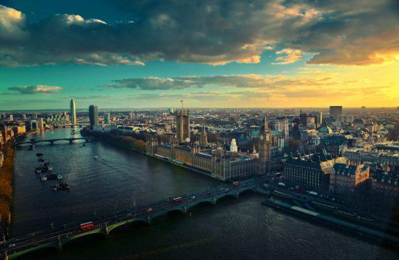 ANGLETERRE - LONDON VIEW