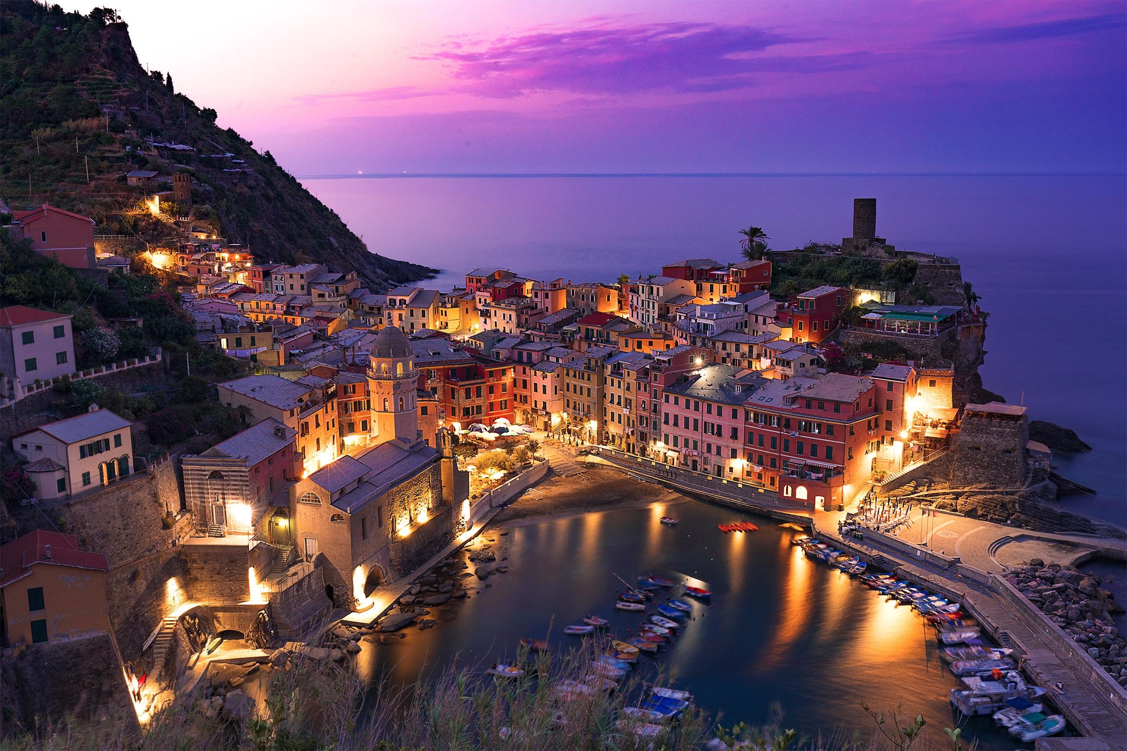 ITALIE - VERNAZZA