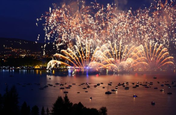 Fête du Lac à Annecy